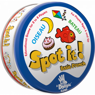 Spot it - Basic french
