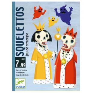 Djeco - Squelettos