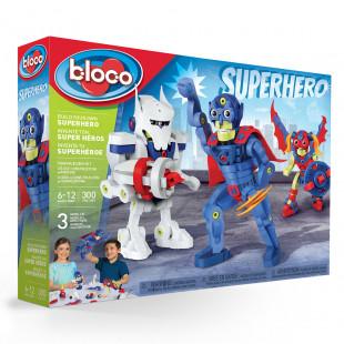 Bloco - Superhéros