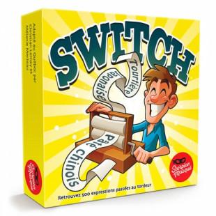 Switch jaune - Un jeu questionnaire