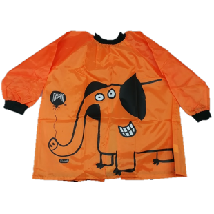 Tablier Art Smock - Orange