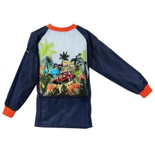 Tablier Louis Garneau collection Dinosaures (6 ans)