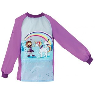 Tablier Louis Garneau collection Licorne (6 ans)