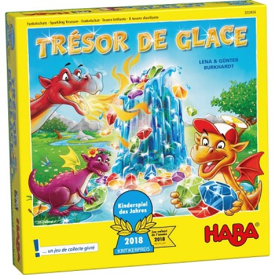 Haba - Trésor de glace (Dragon's breath )