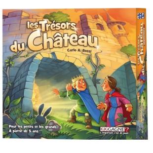 Les Trésors du Château