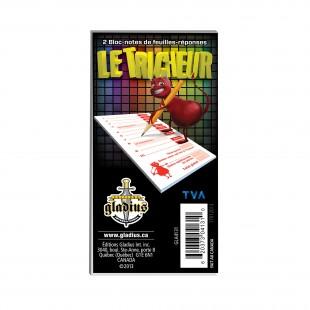 Gladius - Le Tricheur - Tablettes de pointage