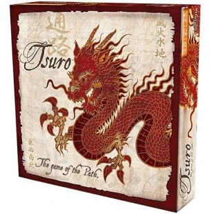 Tsuro - Le jeu du chemin