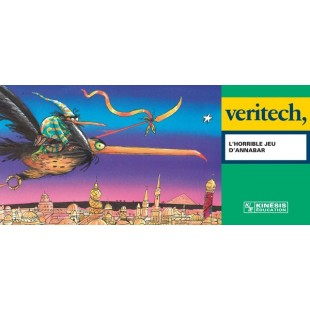 Veritech, - L'horrible jeu d'Annabar