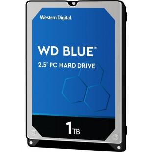 """WD Blue 1TB 5400 RPM 128MB Cache SATA 6.0Gb/s 2.5"""" Disque dur interne pour portable"""